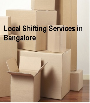 Local House Shifting Services in Bangalore