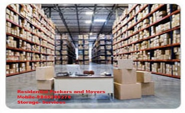 Storage and Warehousing Services in Bangalore